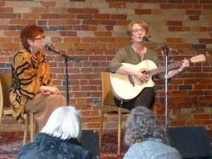 Brenda and Judy